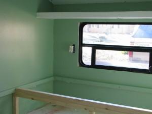 Yup; it's green!